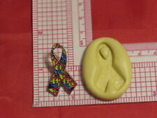 Autism Awareness Puzzle Piece Silicone Mold #131 For For Chocolate Candy Resin