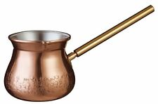 KALITA Home cafe Turkish Coffee Cup Cezve Ibrik Copper 300 Made in JAPAN #52186
