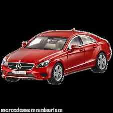 Mercedes benz c 218 CLS class Coupe Facelift 2015 hyazinthrot 1:43 nuevo/new