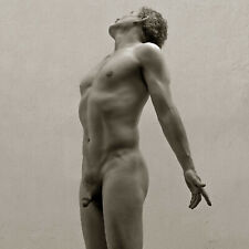 GREGG FRIEDBERG - Signed Ltd Edition Photograph Standing Male NUDE GAY Interest