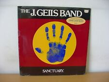 """THE J. GEILS BAND """"Sanctuary"""" original SEALED LP from 1978 (EMI AMERICA SO-17006"""