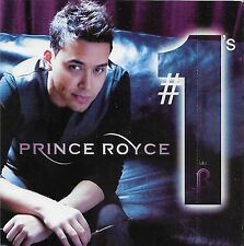 #1's by Prince Royce CD 2012 Top Stop Music