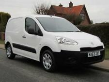 Peugeot Manual Commercial Vans & Pickups with Immobiliser