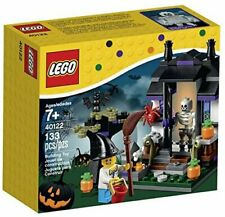 LEGO Monster Fighters  850487 Treat or Treat 40122  Bat 40090 Luau 850449