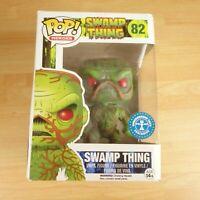 82 Funko Pop! Heroes  Swamp Thing  Vinyl Figure