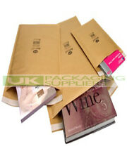 10 JIFFY ENVELOPES J/3 LARGE LETTER SIZE 220x320mm GOLD BUBBLE PADDED BAGS - NEW