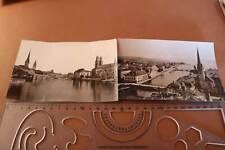 zwei tolle alte Fotos o. Drucke  ? Stadtansichten - Römmler & Jonas Dresden 1892