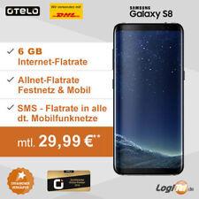 Samsung Galaxy S8 Handy mit otelo Vertrag 6GB Allnet-Flat inklusive 29,99€ mtl.