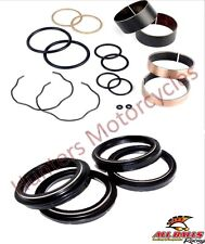 Honda VFR400 NC30  Fork Seals Dust Seals & Fork Bushes Full Kit (1990 to 1994)