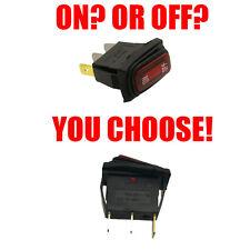 On/Off Power Switch for Razor E100 E125 E150 E200 E300 Electric Scooter w/ Light