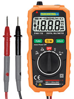 PAN 118 Digital-Multimeter 600V CAT IV | Messgerät | Voltmeter | Amperemeter