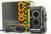 [Mint] MAMIYA C330 Pro Professional F TLR Camera Body + Strap From JAPAN #4206