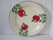 "Poole Pottery DORSET FRUITS Apple Salad / Dessert Plate 9"" (A)"