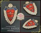 """Original Vintage Soviet badge """"Odessa Artillery Order of Lenin School 1919 1969"""""""