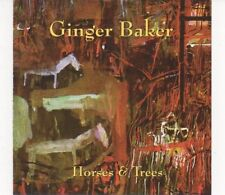 "Ginger Baker - ""Horses & Trees"" CD (neu, originalverpackt)"