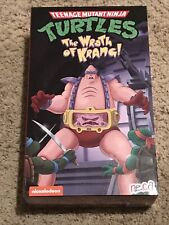 NECA TEENAGE MUTANT NINJA TURTLES THE WRATH OF KRANG TARGET Exclusive VHTF TMNT