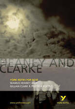 York Notes on Seamus Heaney and Gillian Clark Geoff Brookes Very Good Book
