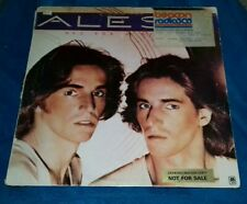 ALESSI BROTHERS LP Vinyl All For A Reason 1977- Demo 1st Press with Insert~ NM