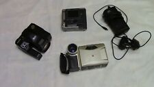 job lot of retro cameras spears and repairs film, video and digital.
