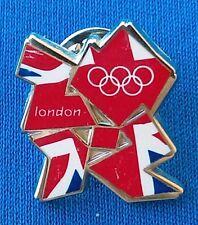 UNITED KINGDOM, London 2012 Olympic Union, Logo, pin badge, very rarre !
