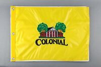 Colonial Golf Club Embroidered Pin Flag Charles Schwab Crowne Plaza Ft Worth PGA