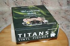 BREAKING BAD HEISENBERG COLLECTION TITANS VINYL MINI FIGURES 20 BLIND BOXES NEW!