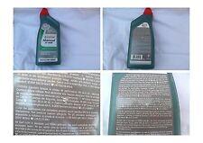 CASTROL MANUAL EP 80W Huile minérale 1L  pour boite de vitesses