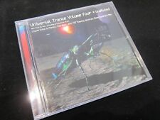 Universal Trance Volume 4 - Undiluted - Near Mint - NEW CASE!!!!!!