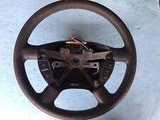 02-05 Ford Explorer Steering Wheel Black w/Cruise Control