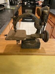 Antique Willcox & Gibbs Sewing Machine- For Restoration