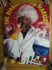 The Diabolical Biz Markie Poster Mad Scientist
