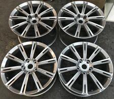 "Aston Martin Rapide Alloy Wheel Wheels Rim Rims Set Front Rear Refurbished 20"""