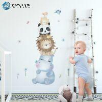 Kinderzimmer Wandtattoo Tiere Löwe Wandsticker Junge Mädchen Bilder Babyzimmer
