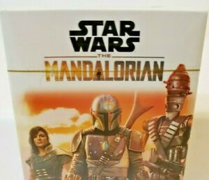 Disney Star Wars The Mandalorian Themed Playing Cards New