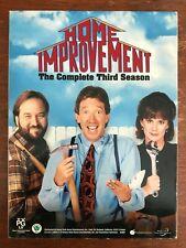 Home Improvement - The Complete Third Season (DVD, 2005, 3-Disc)