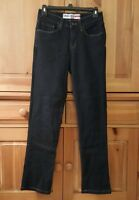 DENIZEN By Levi's Womens Size 28 Shaping Boot Cut Stretchy Dark Wash Jeans
