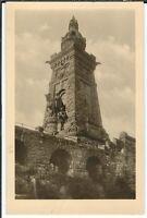 Ansichtskarte Der Kyffhäuser - Kyffhäuser-Denkmal - schwarz/weiß