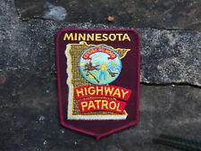 Minnesota Highway Patrol, Police Patch