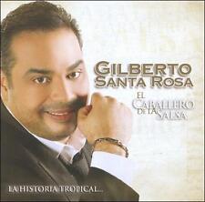 El  Caballero de la Salsa: La Historia by Gilberto Santa Rosa (CD, Apr-2011,...