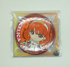 """Fire Emblem Echoes Shadows of Valentia Celica 3"""" can badge button tin Japan"""