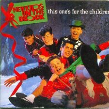 NEW KIDS ON THE BLOCK - This one's for the children 2TR 3-inch CDS 1989 POP