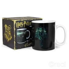 Neuf HARRY POTTER Lord Voldemort NOIR MARQUE Mug changeant à la chaleur café