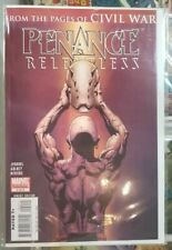 "Penance Relentless #2 (of 5)  ""From Pages of Civil War"" Marvel Comics 2007 @"