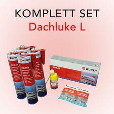 Scheibenkleber Set für Dachluke L - Sprinter, Crafter, Boxer, Ducato