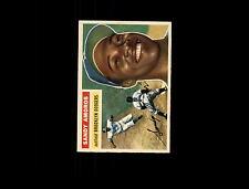 1956 Topps 42A Sandy Amoros Gray Back EX #D522669