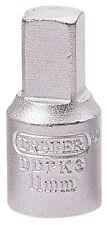 Genuine Draper 11mm Cuadrado 3/8 Plaza drive clave tapón de drenaje | 38322