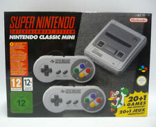 CONSOLE SUPER NINTENDO SNES MINI CLASSIC NEW ORIGINAL