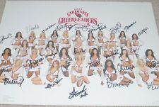 New listing ARIZONA CARDINALS CHEERLEADERS SIGNED PHOTO 26 SIGNATURES