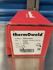 """New listing Thermoweld Exothermic Mold# M-5415-S #2 solid to 1/4""""x1 1/2 Solid Bar"""