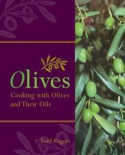 Olives: Cooking with Olives and Their Oils-ExLibrary